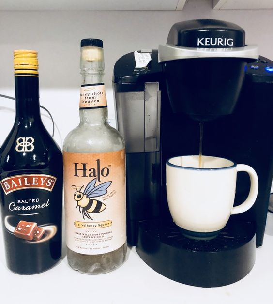Halo Irish Coffee